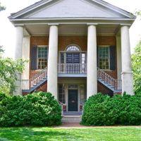 Davidson College, Eumenean Literary Society Hall, Davidson, NC. Built 1849., Корнелиус
