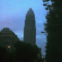 Bank Of America Corporate Center, Early Morning 5-23-2008, Кулими