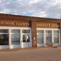Rowan Co. Sheriffs Office---st, Ландис