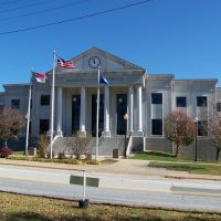 Henderson County Courthouse - Hendersonville, NC - Built in 1995, Маунтайн-Хоум