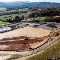 Coal Ash Dust Dumping at Asheville Regional Airport - Westside Development Fill Project, Маунтайн-Хоум