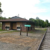 Mocksville Depot (North Carolina), Моксвилл