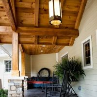 Timber Frame Porch, Моксвилл