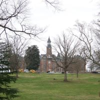 North Carolina School For The Deaf - Main Building - Morganton, NC, Моргантон