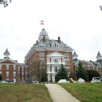 Broughton State Hospitals Avery Hall - Morganton, NC - ca. 1887, Моргантон