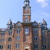 North Carolina School for the Deaf, Моргантон