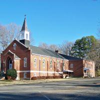 Ebeneezer United Methodist Church, Норт-Белмонт