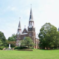 Belmont Abbey, Норт-Белмонт