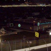 Lowes Motor Speedway, Норт-Конкорд