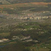 Lowes Motor Speedway (Aerial), Норт-Конкорд
