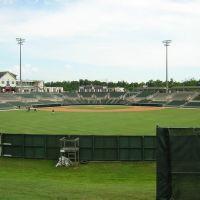 Kannapolis Intimidators - Fieldcrest Cannon Stadium, Норт-Конкорд