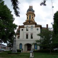 Cabarrus Arts Council - Historic Cabarrus County Courthouse - Concord, NC - ca. 1875, Норт-Конкорд