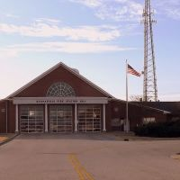 Kannapolis Fire Station #1---st, Норт-Конкорд