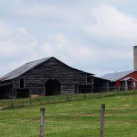 Coddle Creek Barn, Норт-Конкорд