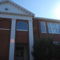 Newton Conover Administrative Building, Ньютон