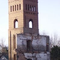 Old Tower, Пинеблуфф