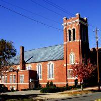 Sanford Church---st, Ралейг