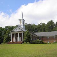 Emmanuel Congregational Christian---st, Ралейг