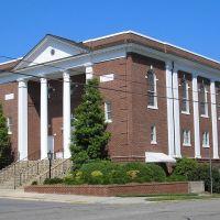 First Baptist Church---st, Роквелл
