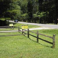 Frack Free Zone in Cumnock, NC---st, Роквелл