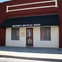 Moores Bicycle Shop, Роки-Маунт