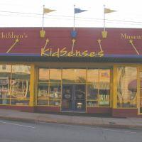 KidSenses Childrens Museum, Рутерфордтон