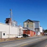 Yelton Flour Mill, Рутерфордтон