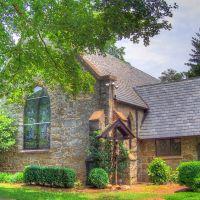 St. Francis Episcopal Church, Рутерфордтон