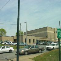 Rutherford County Jail, Рутерфордтон
