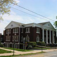 Rutherfordton First Baptist Church, Рутерфордтон