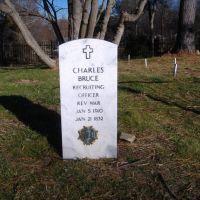 Charles Bruce marker, Саммерфилд