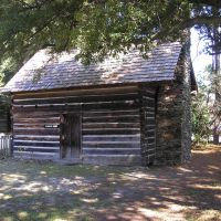Sanders Cabin  Circa 1770  st, Саутерн-Пайнс