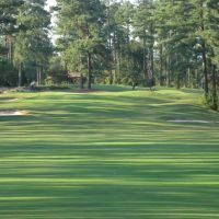 Southern Pines Golf Club - 15th Hole, Саутерн-Пайнс