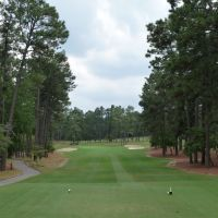 Mid Pines Golf Club - 13th Hole, Саутерн-Пайнс