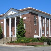 First Baptist Church---st, Сильвер-Сити