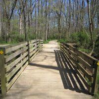 McAlpine Creek Greenway - Bridge, Сталлингс