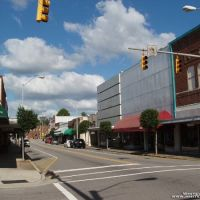 Downtown Whiteville, NC, Уайтвилл