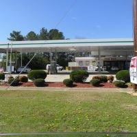 Gas Station, Уайтвилл