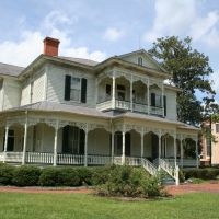 The Poe House, Fayetteville, NC, Фэйеттвилл