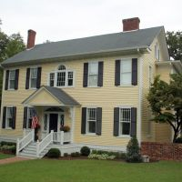 The Dr. A.S. Rose House, Fayetteville, NC, Фэйеттвилл