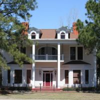 The Holt-Harrison House, Fayetteville, NC, Фэйеттвилл