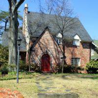 Huske House, Fayetteville, NC, Фэйеттвилл