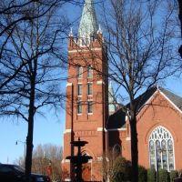 Brick Church Fayetteville NC, Фэйеттвилл