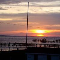 Harkers Island Sunset, Харкерс-Айленд