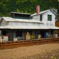 apple valley model railroad, Хендерсонвилл