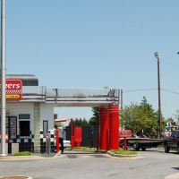 Checkers Hwy 127 Hickory, NC, Хикори