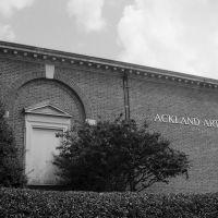 Ackland Art Museum, Чапел-Хилл