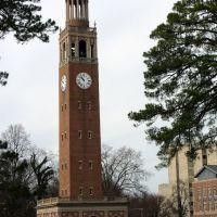 University of North Carolina - Bell Tower, Чапел-Хилл
