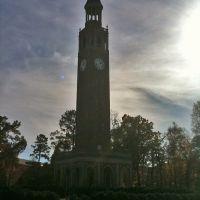 Clock Tower, Чапел-Хилл