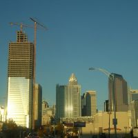 North On North Tryon Street To Uptown, 11-8-2008, Шарлотт